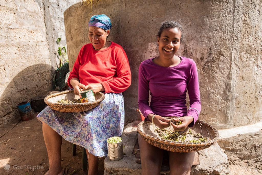 Feijão-Pedra, Santo Antao, Cabo Verde
