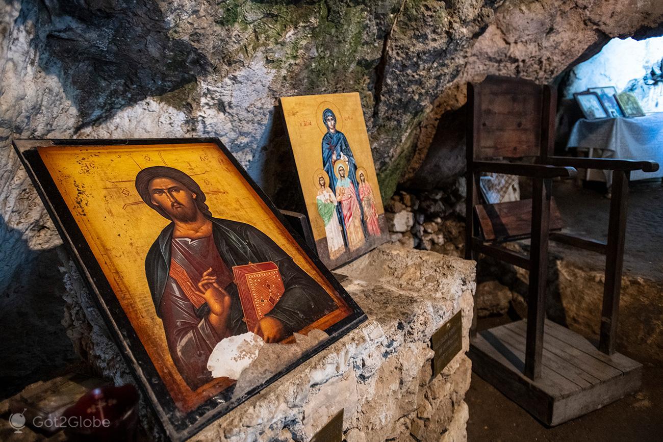 Gruta Agia Sofia, Topolia, Creta, Grécia