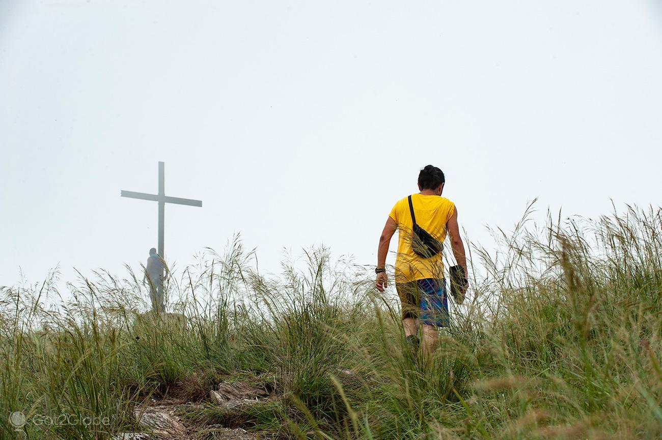Cruz do Monte Gemi, Volta, Gana