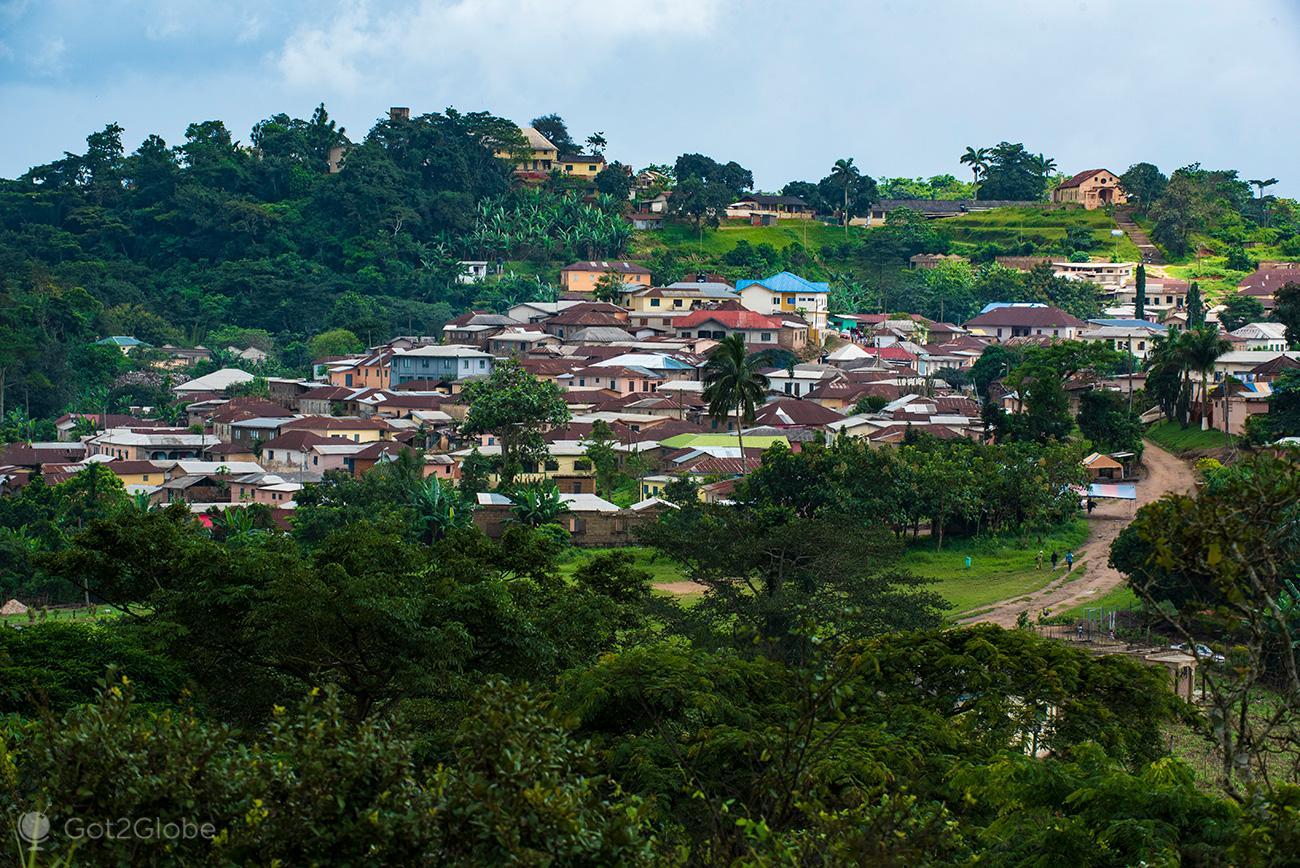 Amedzofe, Volta, Gana