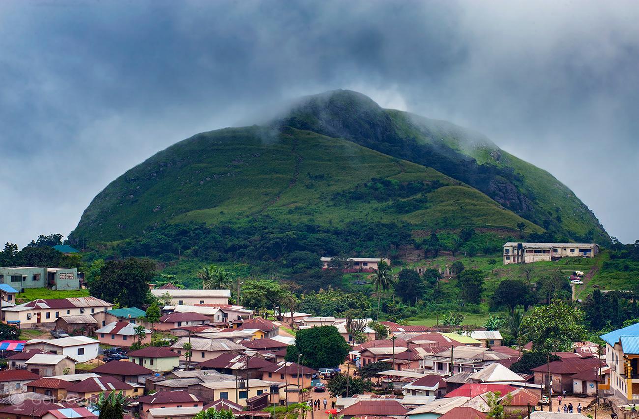 Amedzofe, Monte Gemi, Gana