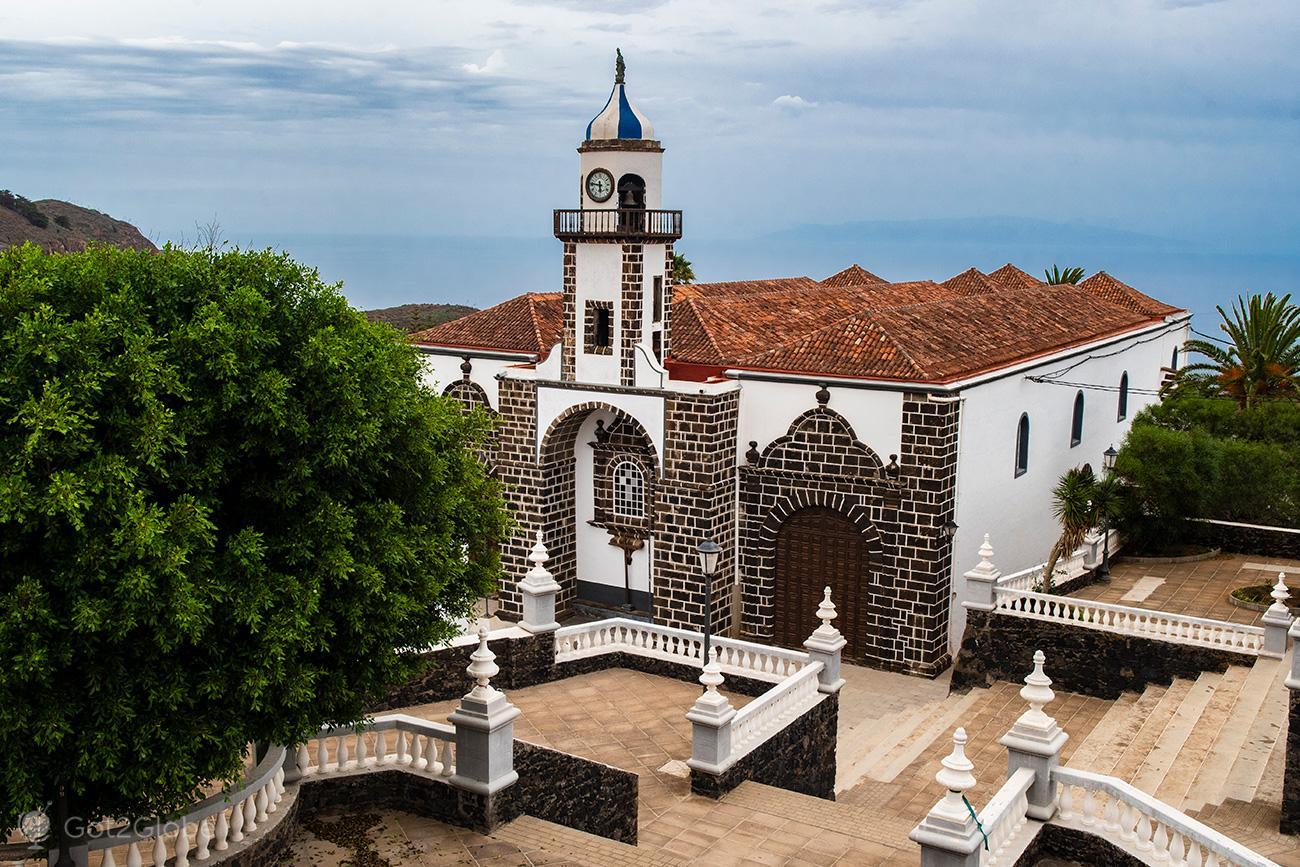 Iglésia de La Concepcion, El Hierro, Canárias, Espanha