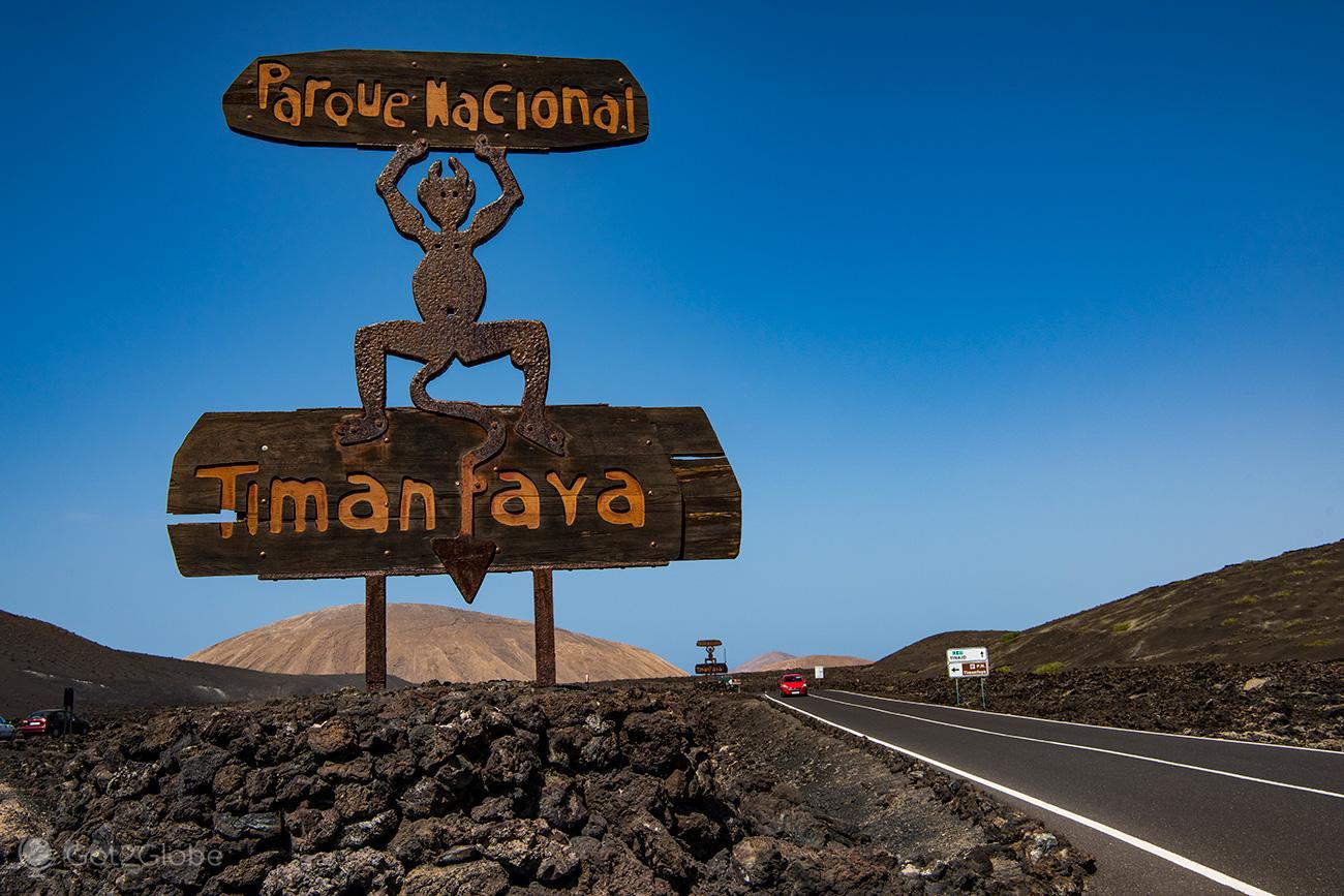 PN Timanfaya, Montanhas de Fogo, Lanzarote, El Diablo