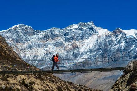 Circuito Annapurna, Manang a Yak-kharka