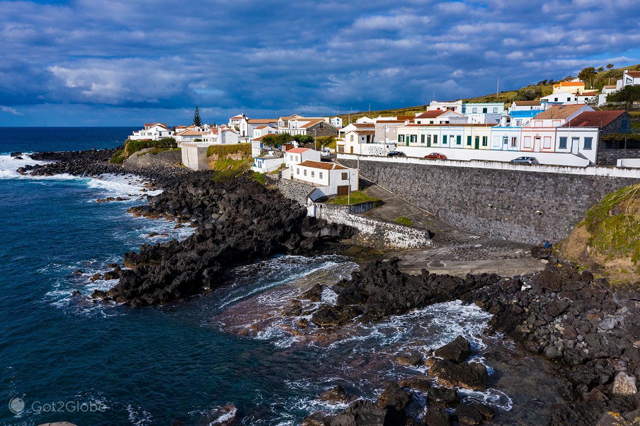 Graciosa, Açores, Carapacho