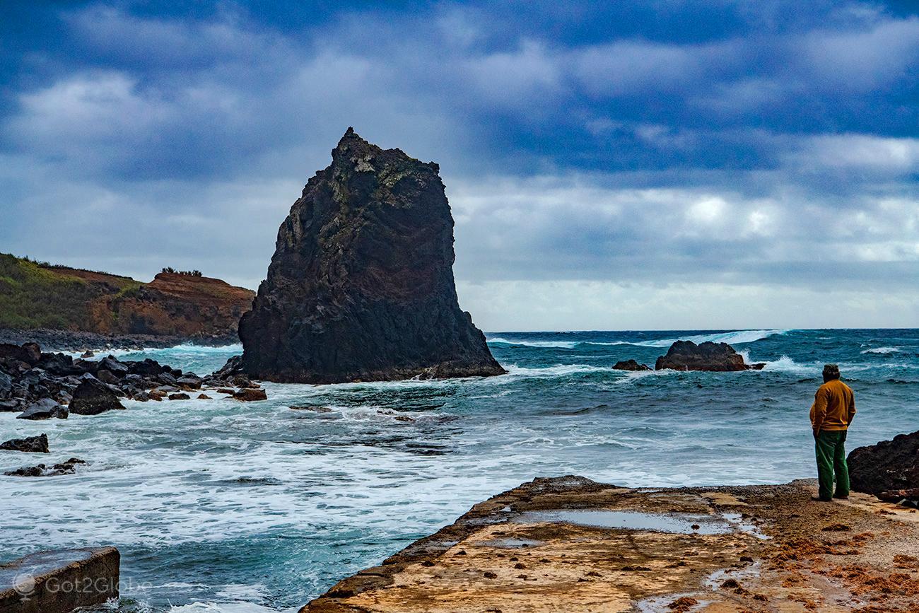 Graciosa, Açores, Porto Afonso