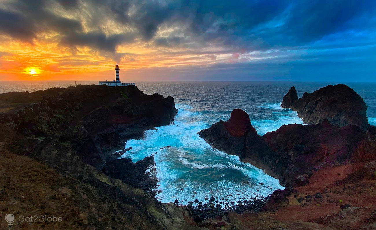 Graciosa, Açores, Ponta da Barca