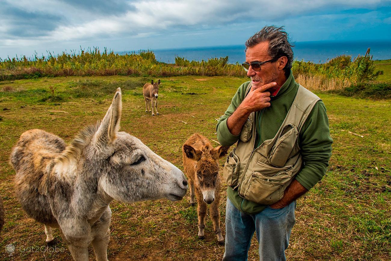 Graciosa, Açores, Franco Ceraolo