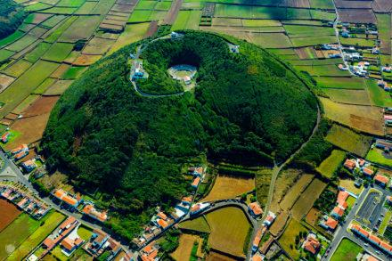 Graciosa, Açores, Monte da Ajuda
