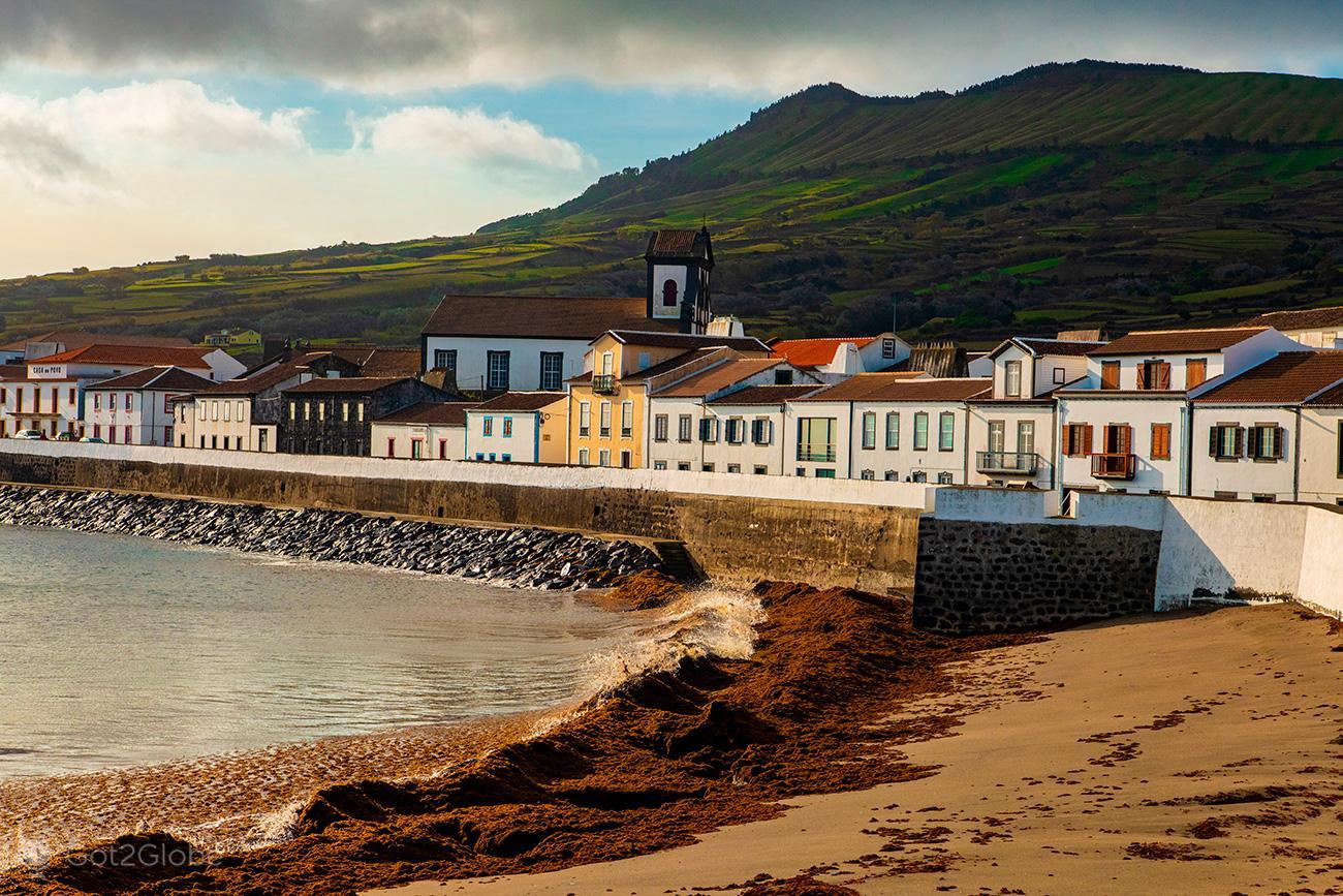 Graciosa, Açores, Praia