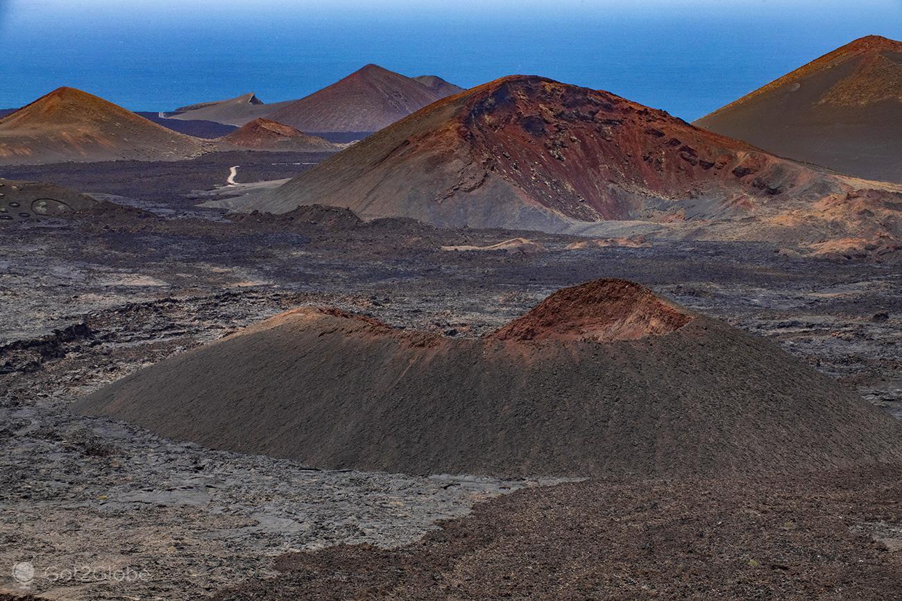 PN Timanfaya, Montanhas de Fogo, Lanzarote