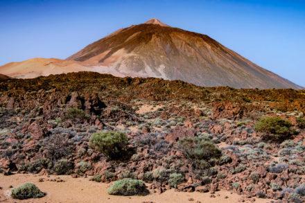 Vulcão Teide, Tenerife, Canárias, Espanha