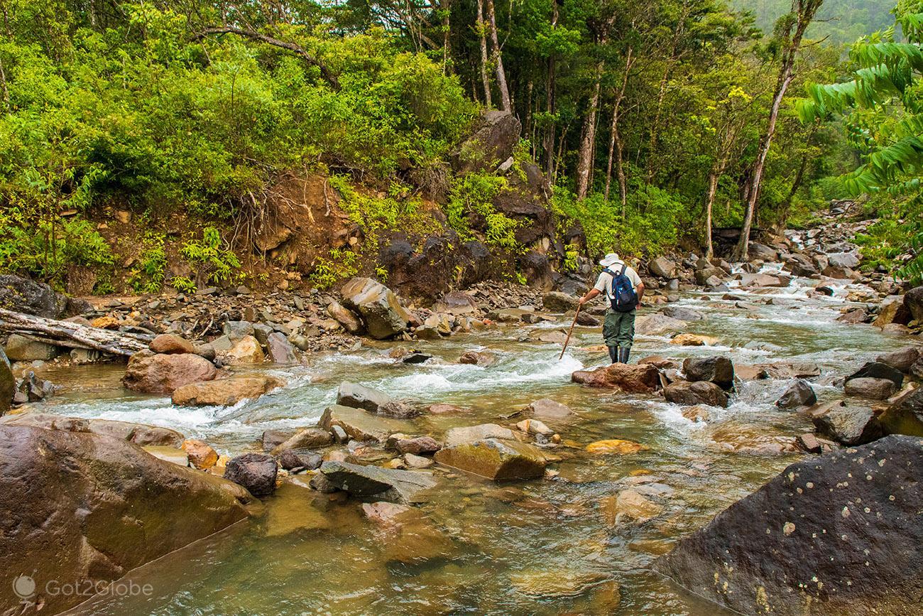 Guia, rio Cuipilapa, Costa Rica