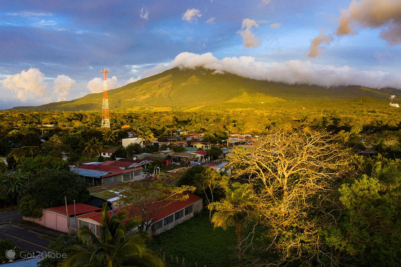 vulcão Miravalles, Guayabo, Costa Rica