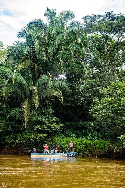Pesca, Caño Negro, Costa Rica